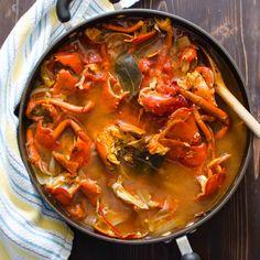 DONT THROW AWAY THOSE LOBSTER SHELLS! Homemade lobster stock  Mein Blog: Alles rund um die Themen Genuss & Geschmack  Kochen Backen Braten Vorspeisen Hauptgerichte und Desserts # Hashtag