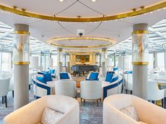 Instead of river cruises, they're calling them river yachts. Crystal has translated its uber-luxury sea experience to the rivers of Europe with a new, 'Rhine' class of river yachts, evoking the great music icons of the region.