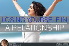 losing yourself in a relationship