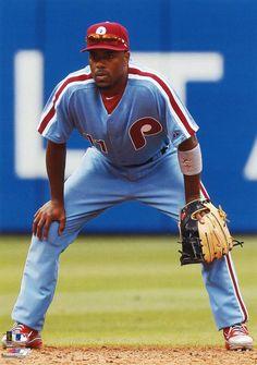 POSTER Philadelphia Phillies Jimmy Rollins 2010