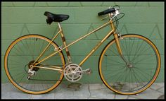 Vintage Motobecane mixte (from SF Bay Craigslist ad via prettymixte.tumblr.com)