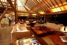 Fernando De Noronha Luxury Hotels   Relax in the lobby at Pousada Maravilha