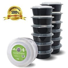 Plastic Food Containers Wholesale 24 OZ Asporto Microwavable To Go