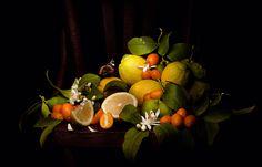 Citrus, still life, natura morta, Caravaggio, Simona Rizzo Photography | Fotografa matrimoni, still life, food, people, children