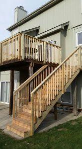Pro #415393   J&b Construction LLC   Kansas City, MO 64157 Window Replacement, Exterior Doors, Kansas City, Stairs, Construction, Windows, Home Decor, Building, Outdoor Gates