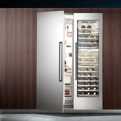 Siemens Built-in vinoThek Wine Cooler – International Design Awards