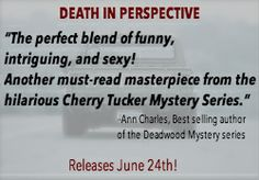 Love this blurb from one of my favorite writers, Ann Charles. I adore her Deadwood series!