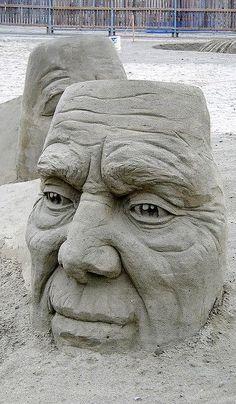 Harrison Sand Sculpture Championships