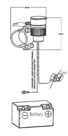 USB Power Socket Diagram - Future Vision HID Clearance Sale upto 50% OFF