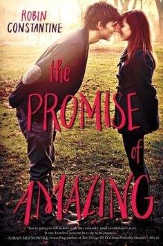 The Promise of Amazing High school junior Wren Caswell, who is tired of always being the good girl, and Grayson Barrett, who was expelled for writing term paper for his classmates, try to shed their pasts while falling in love with each other. .