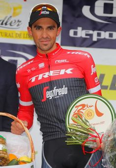 #RutadelSol: #Wellens wins rainy final stage | Breakaway sticks in Coín | Alberto Contador (Trek-Segafredo)