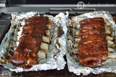 Pork Recipes, Mexican Food Recipes, Cooking Recipes, Bbq Ribs, Meatloaf, Food And Drink, Barbacoa, Summer Ideas, Pool Designs