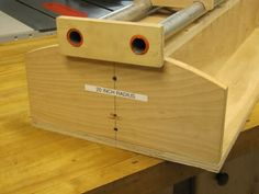 Router Sled Radius Jig