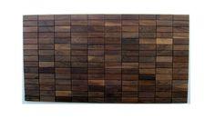 Solid Walnut Headboard, Wood Headboard, Queen, Furniture, Bedroom, Home & Living, Wood Wall Art on Etsy, $750.00