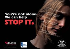 Scottish Campaign Against Domestic Violence - http://www.northern.police.uk/Service-Units/domestic-abuse.htm