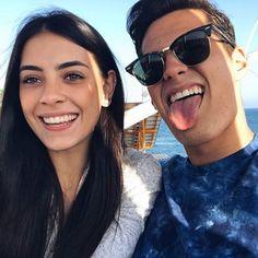Publicação do Instagram de Sabina Hidalgo • 10 de Jul, 2017 às 9:14 UTC Love Now, My Love, Bailey May, Attractive People, Countries Of The World, Pop Group, Memes, Couple Goals, Cute Couples