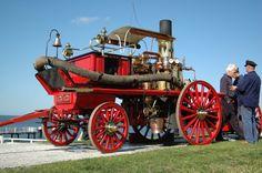 Vintage Fire Engines | Antique Fire engine_006 by ~BlokkStox on deviantART