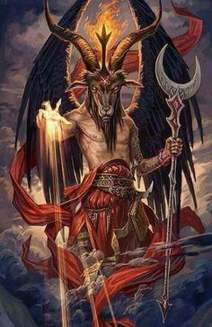 Baphomet – Pin to pin Satanic Tattoos, Satanic Art, Ange Demon, Demon Art, Arte Horror, Horror Art, Evil Art, Arte Obscura, Occult Art