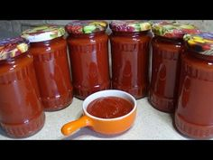 Ketchup, Preserves, Pickles, Salsa, The Creator, Jar, Youtube, Drinks, Food