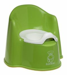 Amazon.com: BABYBJORN Potty Chair, Blue: Baby