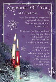 Merry Christmas! Miss you and love you!!!