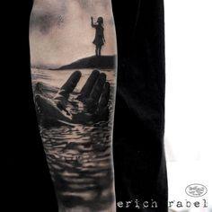 Tattoo artist-SlovakiainKfamous tattoo World Famous Ink H2Ocean FK ironsLithuanian ironserich.delirium@gmail.com,FB:ERICH RABEL tattoo