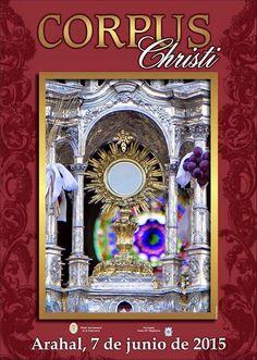 Imágenes Cofrades Fran Granado: Cartel del Corpus Christi Arahal 2015 por #FranGra...