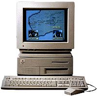 1992년 Mac IIvx [지식머그 : 기술사양 상세정보] KMUG