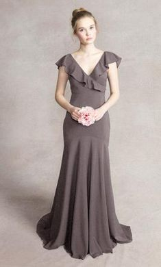 Jenny Yoo Gatsby: buy this dress for a fraction of the salon price on PreOwnedWeddingDresses.com Size 10, color thistle (pictured) $155