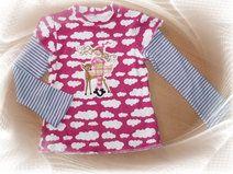 Antonia Shirt gr.122/128 ~ Milli & Reh ~ Pink