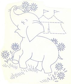 baby quilt animals 2 aa by love to sew Baby Embroidery, Hand Embroidery Patterns, Applique Patterns, Vintage Embroidery, Cross Stitch Embroidery, Quilt Patterns, Machine Embroidery, Embroidery Sampler, Paper Embroidery