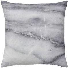 Bloomingville Marble Cushion - 45x45cm