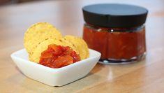 Salsa til taco og nachos Breakfast Around The World, Norwegian Food, Slice Of Bread, Nachos, Pulled Pork, Finger Foods, Cornbread, Tapas, Appetizers
