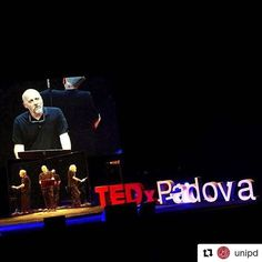 "TED❌ Padova parla di #TEDxPadova su Instagram #Repost @unipd (@get_repost) ・・・ ""Dentro di me cultura e #tecnologia sono due zolle tettoniche che scatenano umanissimi terremoti""  #MarcoPaolini speaker @TEDxPadova #domaniora, evento promosso in collaborazione con #unipd. •  #Culture and #technology are tectonic plates which trigger human earthquakes inside of me"" Marco Paolini was a speaker at #TEDxPadova, the event promoted in collaboration with #Padua #University.  #Paolini #TEDxPadova…"