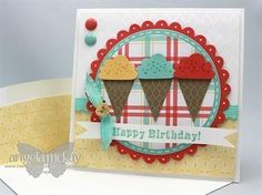 150 best images about CUPCAKE CARDS on Pinterest | Birthday wishes ...
