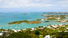 View from Gibbs Lighthouse #Bermuda  Spring 2012