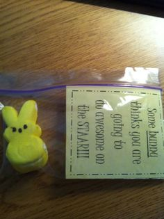 Create●Share●Inspire: easy and cheap test motivation goodies- Easter theme