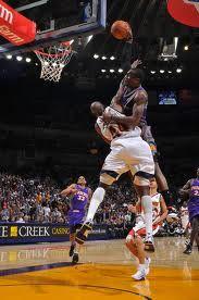 Amare on Tolliver #NBA