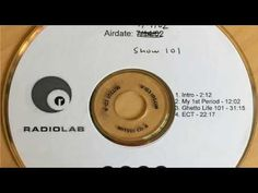 Radiolab - The Radio Lab [Ellen Horne]