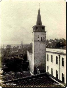 1937 Atik Mustafa Paşa Camii  Tarihin yok edemediği yapıtlar