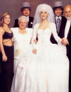 92 Best Celine Dion And Rene Angelil Wedding Images Celine Dion