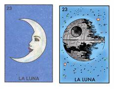 loteria, mexico, starwars,