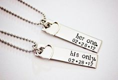 for him & her