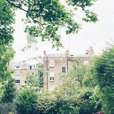 From my window. Domingo cinza em Londres. Vic Ceridono   Dia de Beauté