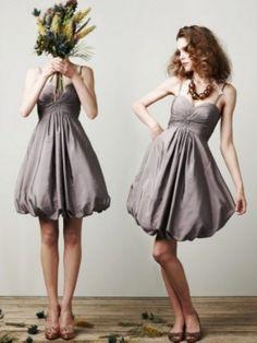 élégante et mignonne robe pour les demoiselles