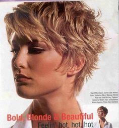 Short Choppy Hair, Pixies, Cut And Color, Haircuts, Hair Ideas, Hair Beauty, Stylists, My Style, Hair Styles