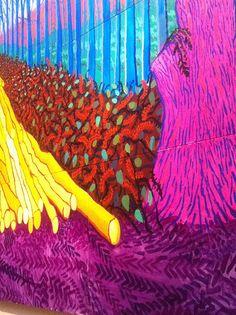 David Hockney  www.artexperiencenyc.com