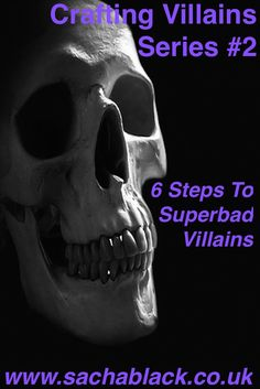 6 Steps To Superbad Villains