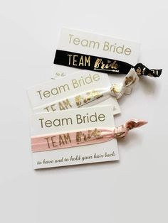 Team Bride Hen Party Favours Bachelorette Gifts Hen Night - Etsy