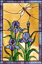 Learn how to do stained glass
